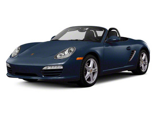 Dark Blue Metallic 2011 Porsche Boxster Pictures Boxster Roadster 2D photos front view