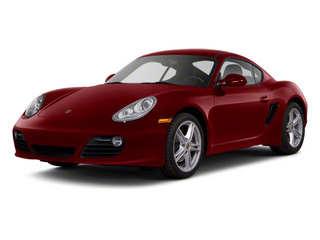 Ruby Red Metallic 2011 Porsche Cayman Pictures Cayman Coupe 2D photos front view
