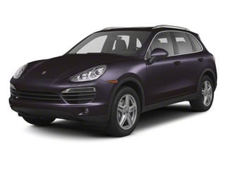 Amethyst Metallic 2011 Porsche Cayenne Pictures Cayenne Utility 4D S AWD (V8) photos front view