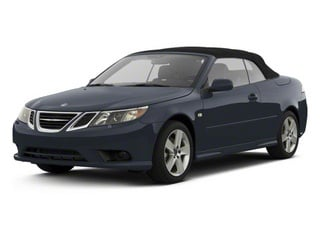 Nocturne Blue Metallic 2011 Saab 9-3 Pictures 9-3 Convertible 2D Aero Turbo photos front view
