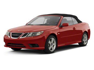 Laser Red 2011 Saab 9-3 Pictures 9-3 Convertible 2D Aero Turbo photos front view