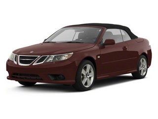 Java Metallic 2011 Saab 9-3 Pictures 9-3 Convertible 2D Aero Turbo photos front view