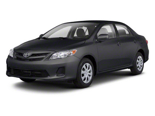 Black Sand Pearl 2011 Toyota Corolla Pictures Corolla Sedan 4D LE photos front view