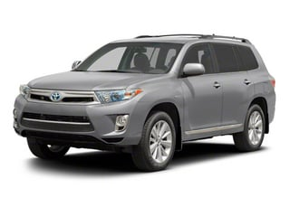Classic Silver Metallic 2011 Toyota Highlander Hybrid Pictures Highlander Hybrid Utility 4D Hybrid 4WD photos front view