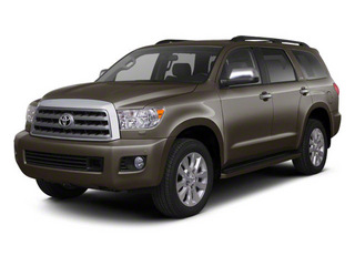 Pyrite Mica 2011 Toyota Sequoia Pictures Sequoia Utility 4D Limited 4WD photos front view