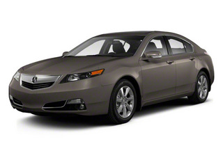 Mayan Bronze Metallic 2012 Acura TL Pictures TL Sedan 4D Advance photos front view