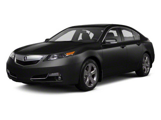 Crystal Black Pearl 2012 Acura TL Pictures TL Sedan 4D Technology AWD photos front view
