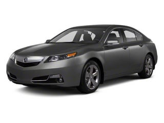 Graphite Luster Metallic 2012 Acura TL Pictures TL Sedan 4D Technology AWD photos front view