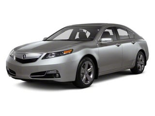 Forged Silver Metallic 2012 Acura TL Pictures TL Sedan 4D Technology AWD photos front view