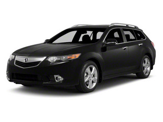Crystal Black Pearl 2012 Acura TSX Sport Wagon Pictures TSX Sport Wagon Wagon 4D Technology photos front view