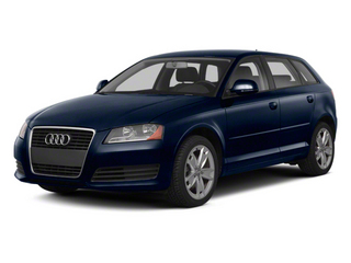 Deep Sea Blue Pearl 2012 Audi A3 Pictures A3 Hatchback 4D TDI photos front view