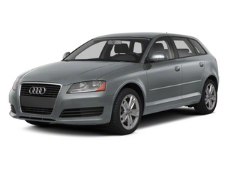 Monza Silver Metallic 2012 Audi A3 Pictures A3 Hatchback 4D TDI photos front view