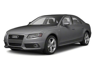 Monsoon Gray Metallic 2012 Audi A4 Pictures A4 Sedan 4D 2.0T Quattro Prestige photos front view