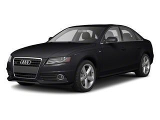 Brilliant Black 2012 Audi A4 Pictures A4 Sedan 4D 2.0T Quattro Prestige photos front view