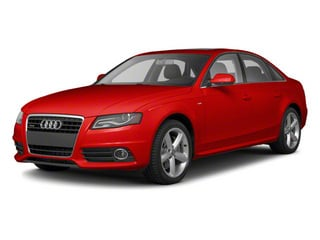 Brilliant Red 2012 Audi A4 Pictures A4 Sedan 4D 2.0T Quattro Prestige photos front view