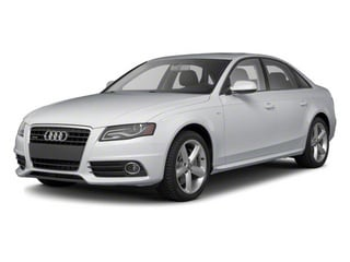Ice Silver Metallic 2012 Audi A4 Pictures A4 Sedan 4D 2.0T Quattro Prestige photos front view