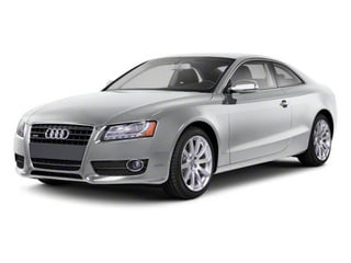 Ice Silver Metallic 2012 Audi A5 Pictures A5 Coupe 2D Quattro Prestige photos front view