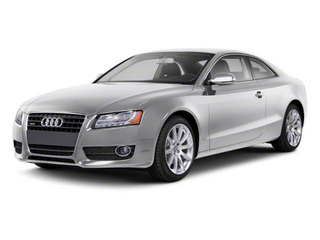 Ice Silver Metallic 2012 Audi A5 Pictures A5 Coupe 2D S-Line Quattro photos front view