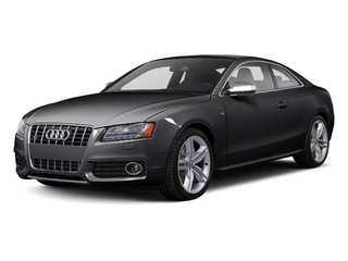 Brilliant Black 2012 Audi S5 Pictures S5 Coupe 2D Quattro photos front view