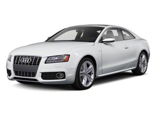 Ice Silver Metallic 2012 Audi S5 Pictures S5 Coupe 2D Quattro photos front view
