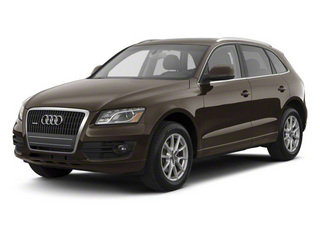 Teak Brown Metallic 2012 Audi Q5 Pictures Q5 Utility 4D 2.0T Premium Plus AWD photos front view