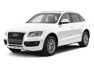 Ibis White 2012 Audi Q5 Pictures Q5 Utility 4D 2.0T Premium Plus AWD photos front view