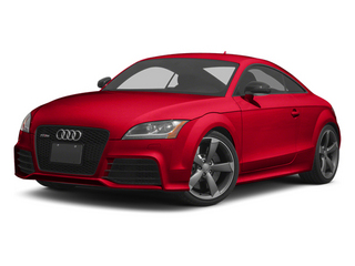 Misano Red Pearl 2012 Audi TT RS Pictures TT RS Coupe 2D Quattro photos front view