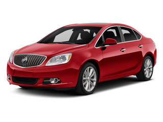 Crystal Red Tintcoat 2012 Buick Verano Pictures Verano Sedan 4D Leather photos front view