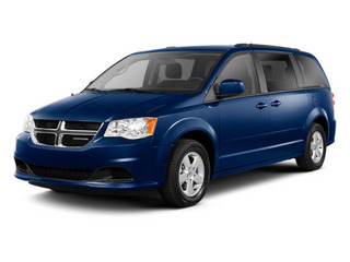 True Blue Pearl 2012 Dodge Grand Caravan Pictures Grand Caravan Grand Caravan SE photos front view