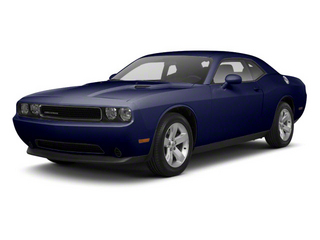 Blackberry Pearl 2012 Dodge Challenger Pictures Challenger Coupe 2D R/T photos front view