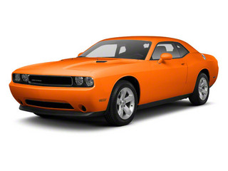 Header Orange 2012 Dodge Challenger Pictures Challenger Coupe 2D R/T photos front view