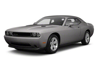 Bright Silver Metallic 2012 Dodge Challenger Pictures Challenger Coupe 2D R/T photos front view
