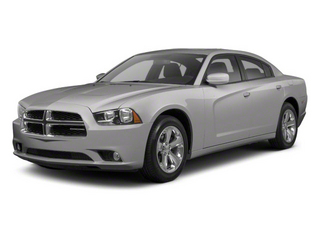 Bright Silver Metallic 2012 Dodge Charger Pictures Charger Sedan 4D SRT-8 photos front view