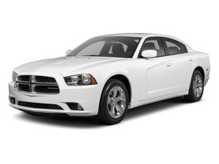 Bright White 2012 Dodge Charger Pictures Charger Sedan 4D SRT-8 photos front view