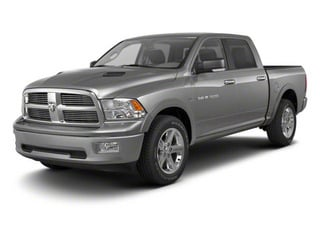 Mineral Gray Metallic 2012 Ram Truck 1500 Pictures 1500 Crew Cab Tradesman 2WD photos front view
