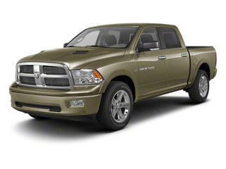 Sagebrush Pearl 2012 Ram Truck 1500 Pictures 1500 Crew Cab SLT 2WD photos front view