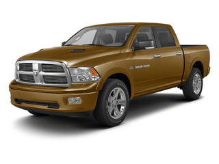 Tequila Sunrise Pearl 2012 Ram Truck 1500 Pictures 1500 Crew Cab Tradesman 2WD photos front view