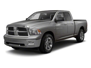 Mineral Gray Metallic 2012 Ram Truck 1500 Pictures 1500 Quad Cab Express 2WD photos front view