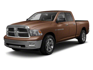 Saddle Brown Pearl 2012 Ram Truck 1500 Pictures 1500 Quad Cab Express 2WD photos front view