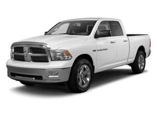 Bright White 2012 Ram Truck 1500 Pictures 1500 Quad Cab Express 2WD photos front view