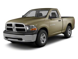 Sagebrush Pearl 2012 Ram Truck 1500 Pictures 1500 Regular Cab ST 4WD photos front view
