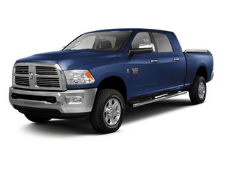 True Blue Pearl 2012 Ram Truck 2500 Pictures 2500 Mega Cab Outdoorsman 4WD photos front view