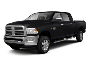 Black 2012 Ram Truck 2500 Pictures 2500 Mega Cab Outdoorsman 4WD photos front view