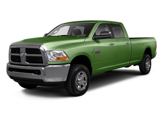 Light Green 2012 Ram Truck 2500 Pictures 2500 Crew Cab ST 4WD photos front view