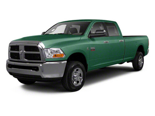 Timberline Green Pearl 2012 Ram Truck 2500 Pictures 2500 Crew Cab ST 4WD photos front view