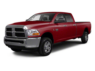 Deep Cherry Red Crystal Pearl 2012 Ram Truck 2500 Pictures 2500 Crew Cab ST 4WD photos front view