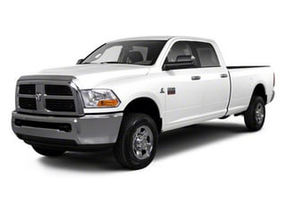 Bright Silver Metallic 2012 Ram Truck 2500 Pictures 2500 Crew Cab ST 4WD photos front view
