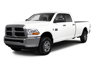 Bright White 2012 Ram Truck 2500 Pictures 2500 Crew Cab ST 4WD photos front view