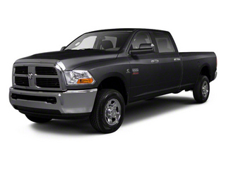 Black 2012 Ram Truck 2500 Pictures 2500 Crew Cab ST 4WD photos front view