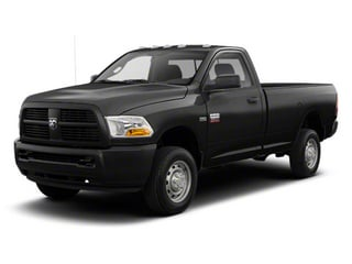 Mineral Gray Metallic 2012 Ram Truck 2500 Pictures 2500 Regular Cab Outdoorsman 4WD photos front view